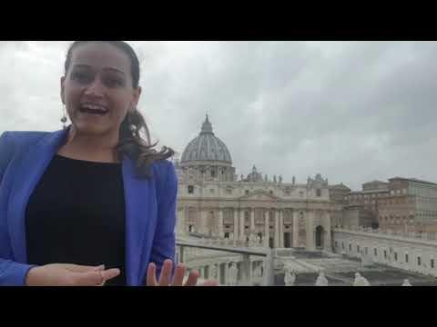 """Embedded thumbnail for Margherita Anselmi: tocca a noi giovani andare """"oltre"""" il Sinodo"""